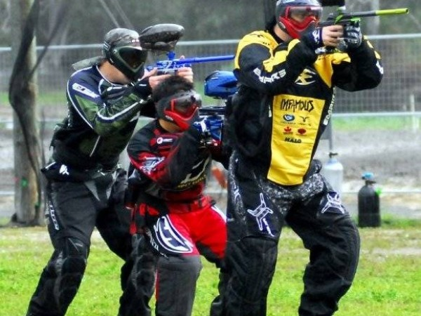 Paintball Moorabbin, Melbourne, VIC