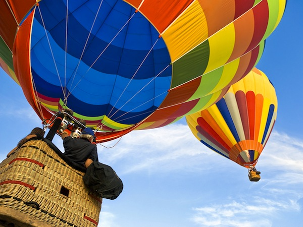 Hot Air Ballooning Northam, WA